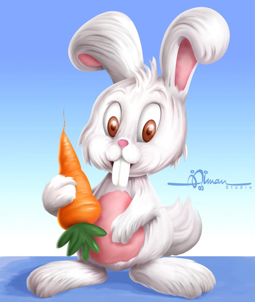 Bunny by AimanStudio