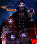 [One Piece Ocs] Portgas D Vampire Family