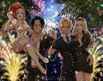 [One Piece] Happy New Year