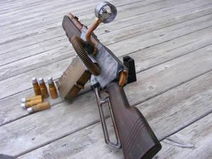Nerf Steampunk Rifle 4
