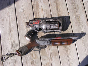 Nerf Zombie Guns