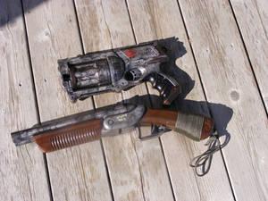 Nerf Zombie Guns 2