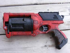 Custom Nerf Maverick 2