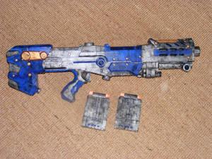 Custom Nerf Longshot