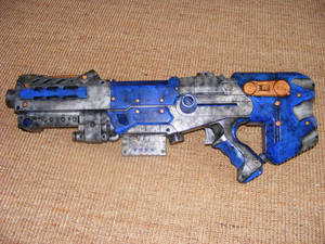 Custom Nerf Longshot 2