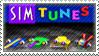 Sim Tunes Stamp by Piranha2021