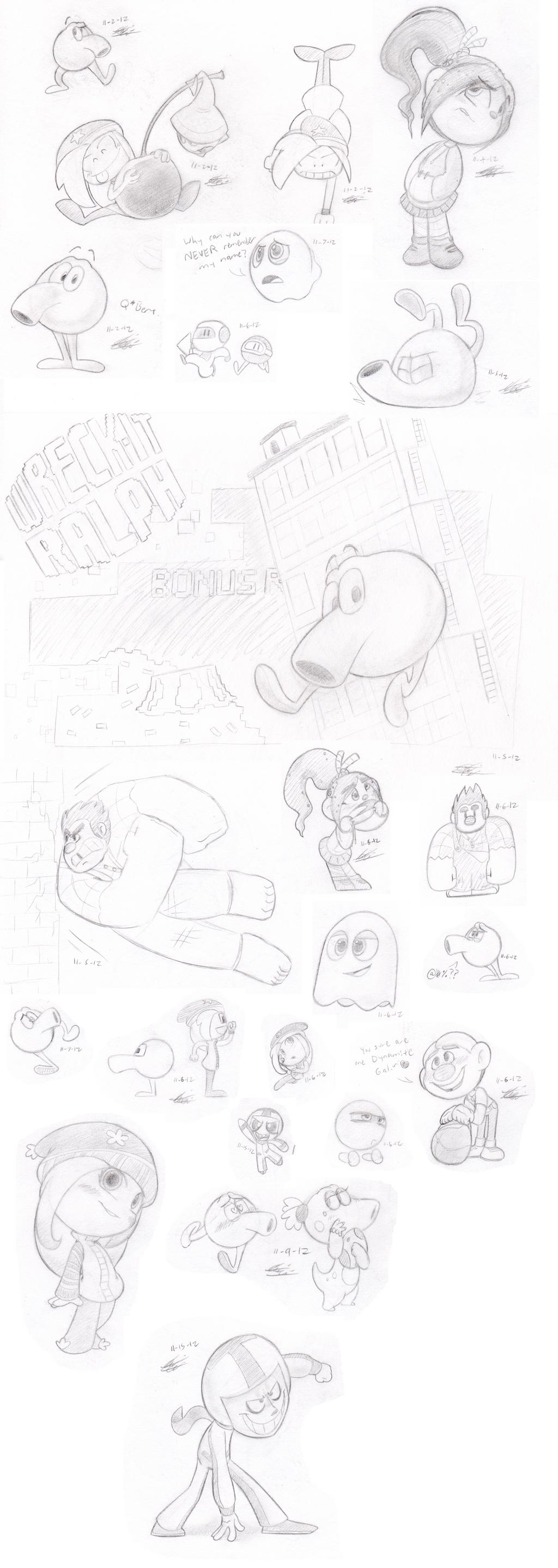 Im Gonna Sketch It by Piranhartist