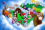 Welcome to the Toontown Party