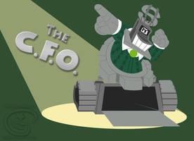 The CFO by Piranhartist