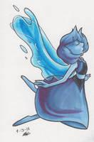 Lapis Lazuliiii by Piranhartist