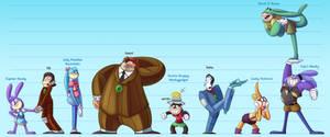Toontastic Team Chart by Piranhartist