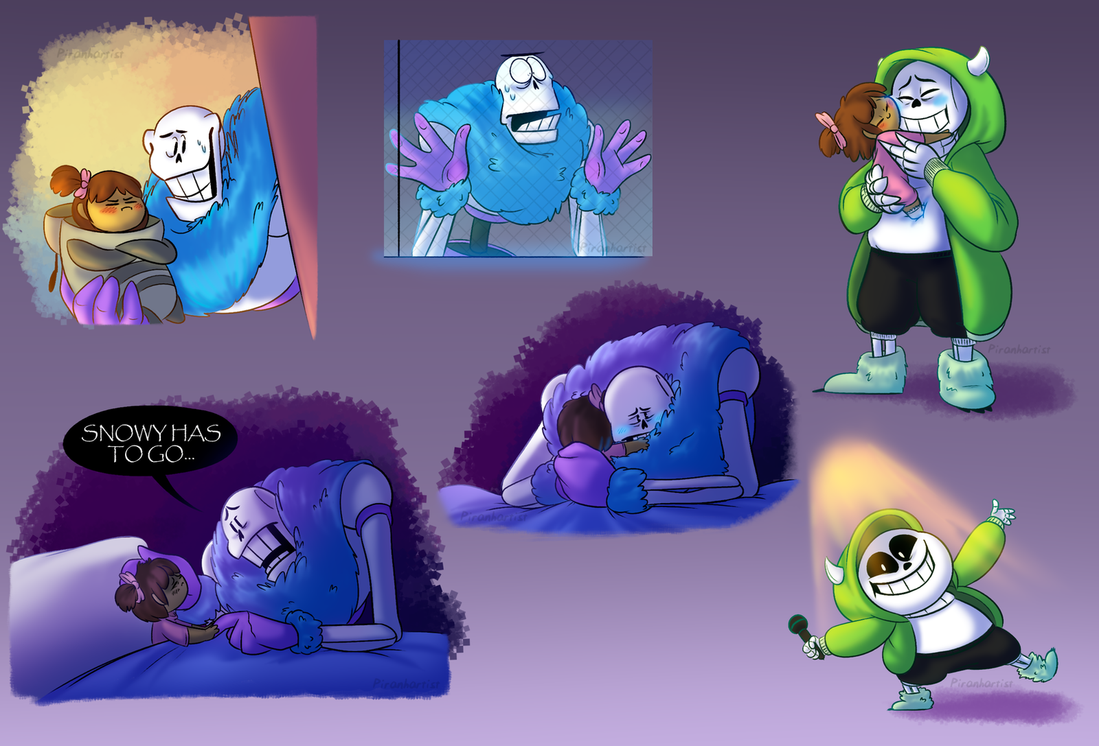 Differences Between Mike Sully And Randall From Monsters Inc: Under Inc By Piranhartist On DeviantArt