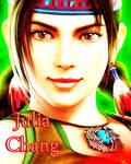 Tekken Julia Chang
