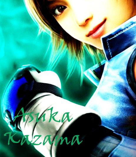 Tekken Asuka Kazama by assassinNW