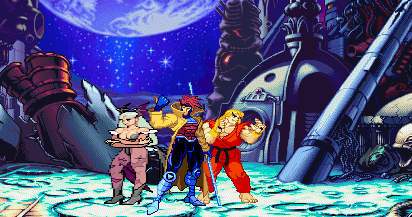 Chesky Anniversary of a Rival (Capcom Community) by arctic2009