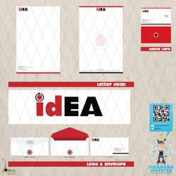 IDEA Corporate Set by vectorbending