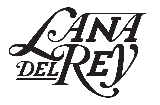 Lana Del Rey Logo by DontCallMeEve