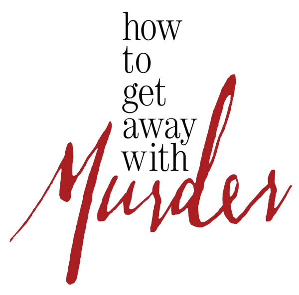 How To Get Away With Murder Logo by DontCallMeEve