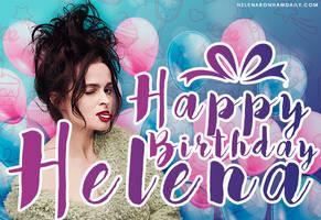 Happy Birthday Helena Bonham Carter