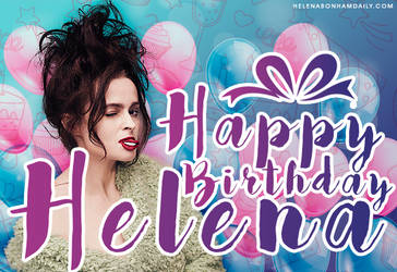 Happy Birthday Helena Bonham Carter by DontCallMeEve