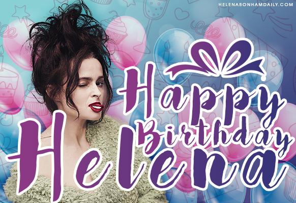 Happy Birthday Helena Bonham Carter by DontCallMeEve