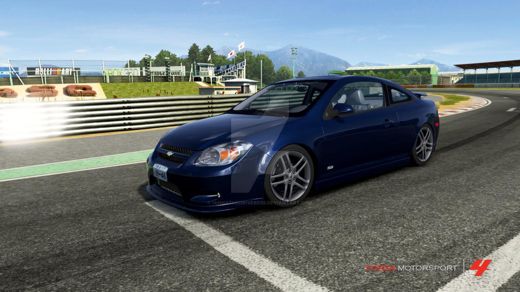 Chevy Cobalt Forza Motorsport 4 by iannathedriveress