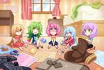 5 Mini Girls