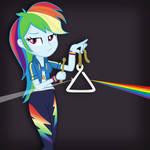 The Dash Side Of The Moon (Rainbow Dash - MLP EG)