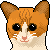 [F2U] Cat Icon by Legendarypixel