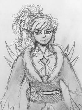 reyne sketch