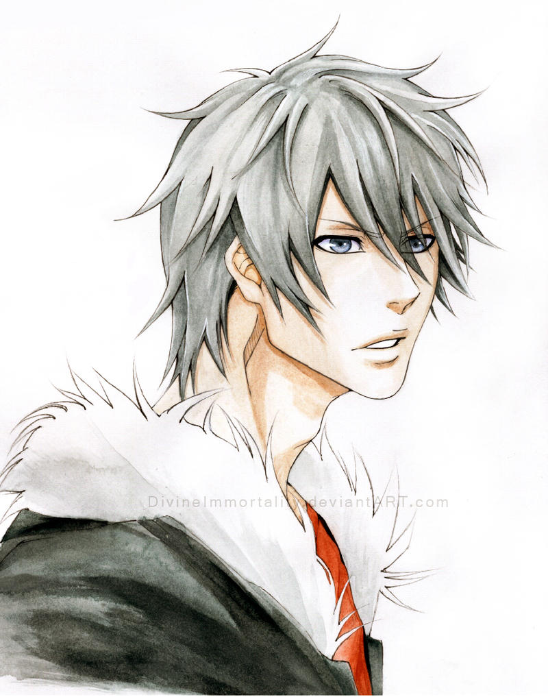Akira | Togainu no Chi by DivineImmortality