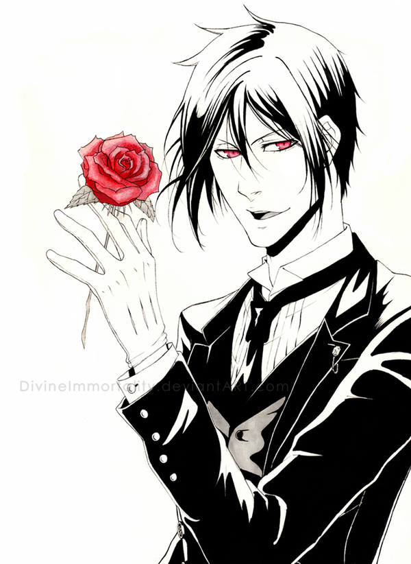Gift   Feed The Crimson   Kuroshitsuji by DivineImmortality