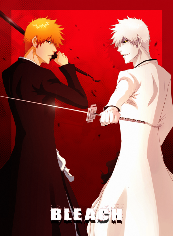 Two of the Same   BLEACH by DivineImmortality