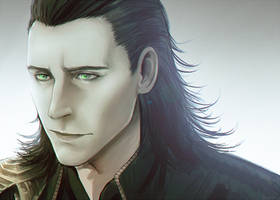 Loki| The Avengers by DivineImmortality