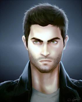 Derek Hale - Teen Wolf