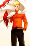 Naruto | The Orange Hokage