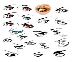 Eye Doodles