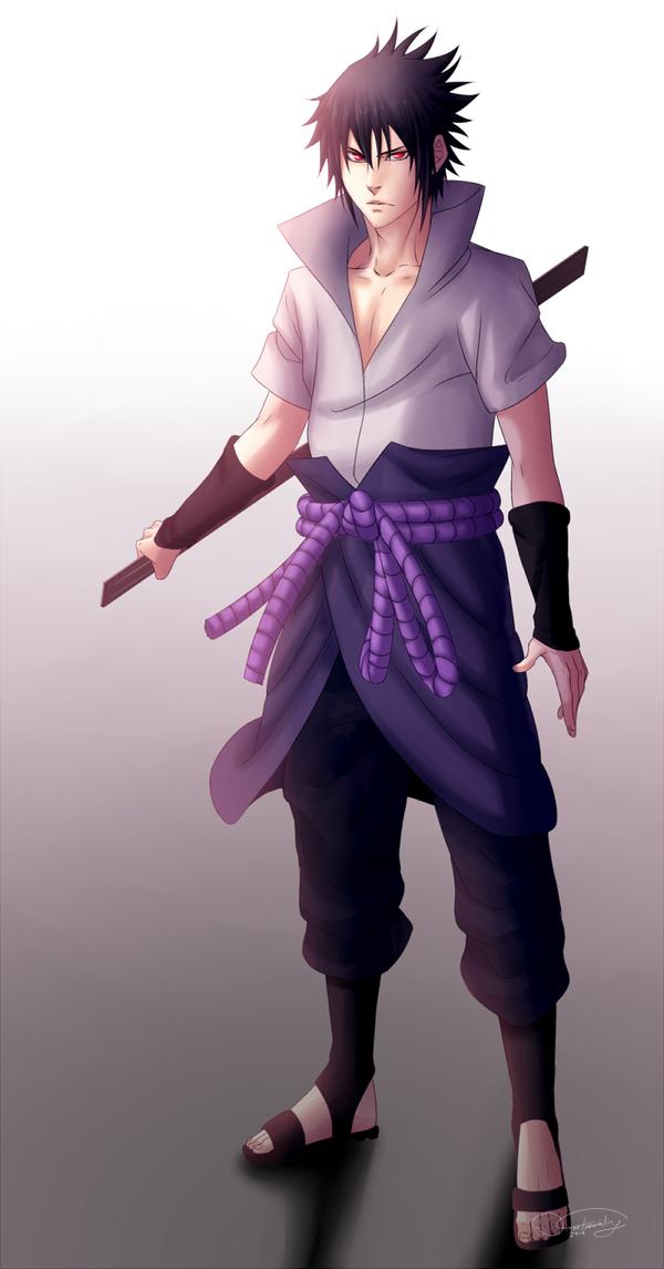 Sasuke Uchiha | Naruto by DivineImmortality