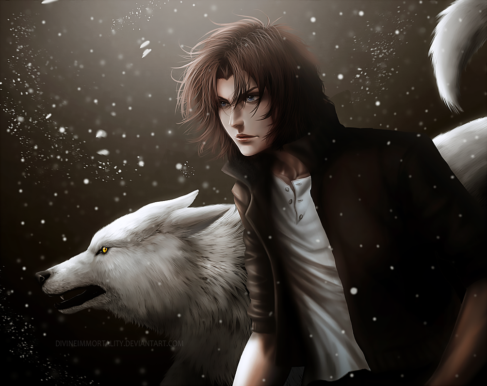Image result for Wolf's Rain