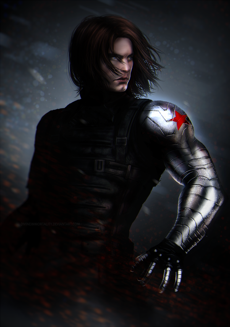the winter soldier catws by divineimmortality on deviantart. Black Bedroom Furniture Sets. Home Design Ideas