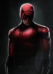 Daredevil | Marvel by DivineImmortality