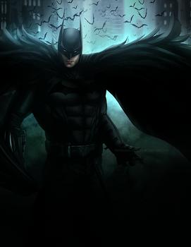 Because I'm Batman!   DC