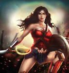 Wonder Woman | DC
