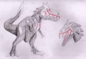 RWBY Dominus Rex by Gallade95