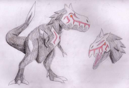RWBY Dominus Rex
