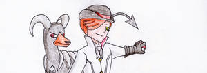 Roman Torchwick would like to battle by Gallade95