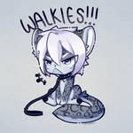 Walkies!