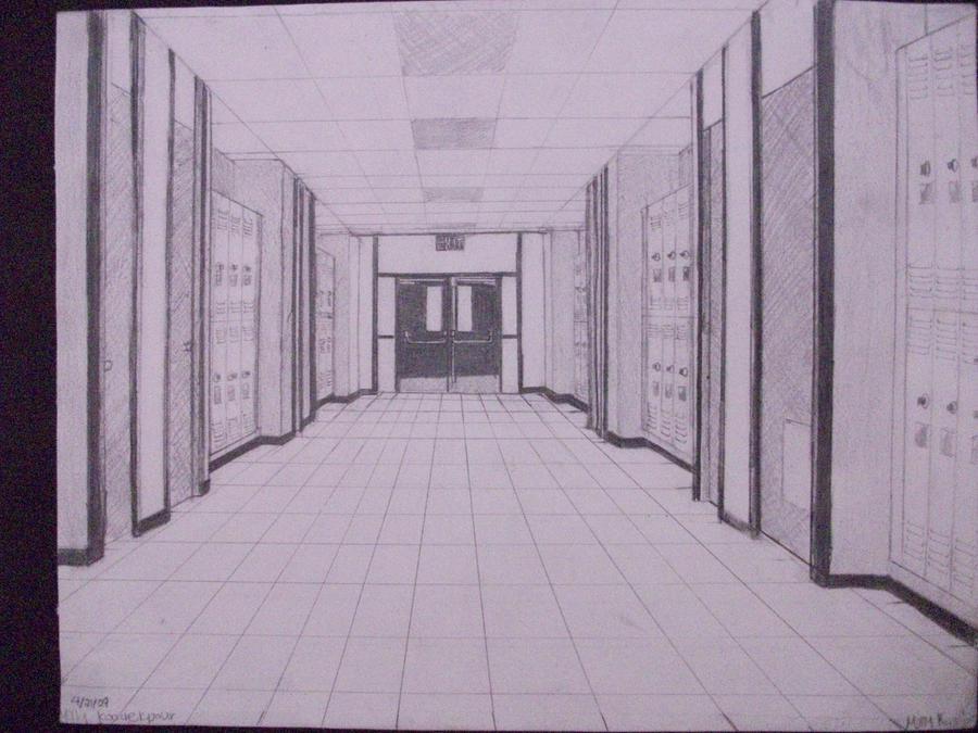 school hallway clip art - photo #20