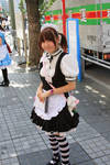 French Maid in Japan