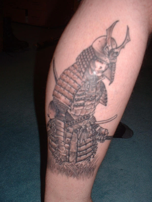 the gallery for tattoo ideas for men calf. Black Bedroom Furniture Sets. Home Design Ideas
